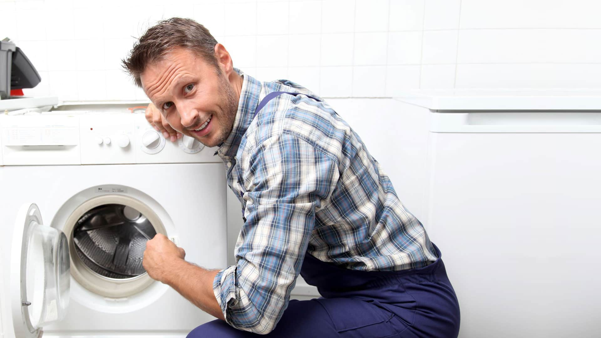 Reparieren Ihre Waschmaschinen