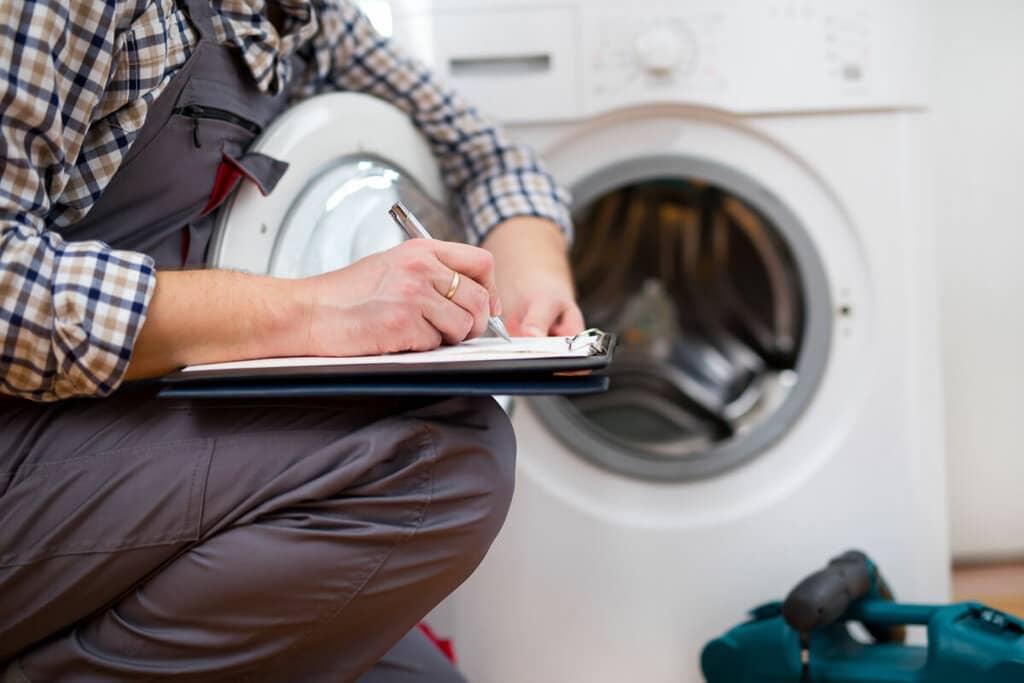 Reparaturdienst Waschmaschinen Rechnung